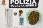 Contrasto allo spaccio, arrestato un 24enne con marijuana nelle tasche dei pantaloni