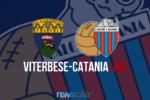 Catania punito 2-0 a Viterbo, Molinaro e Bensaja affossano gli etnei nel finale: striscia positiva interrotta – RIVIVI LA CRONACA