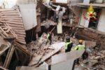 Catania, palazzina crollata in via Castromarino: richiesto nuovo intervento dei vigili del fuoco