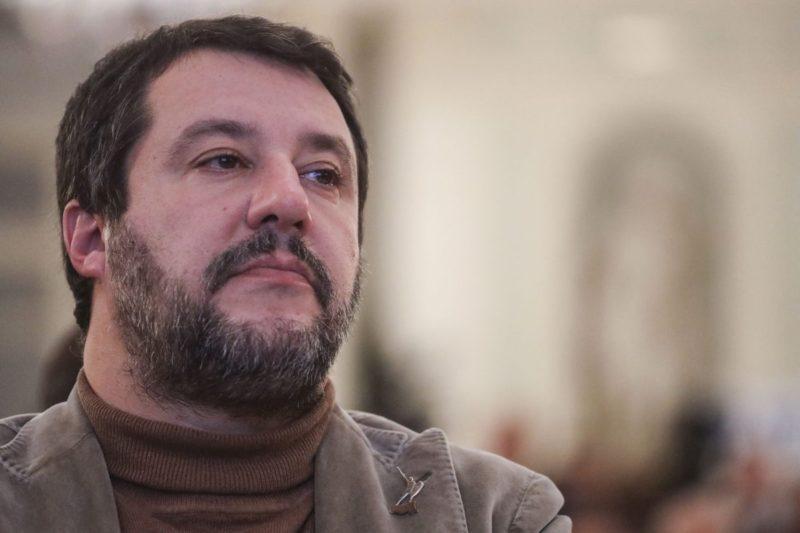 """Matteo Salvini sulla legge Zan contro l'omofobia: """"Presentiamo pure disegno contro l'eterofobia, non c'è differenza"""""""