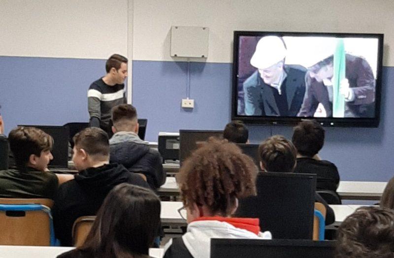 """Istituto Comprensivo """"G. Marconi"""", svolto importante seminario sulla Talassemia: grande partecipazione tra gli studenti"""