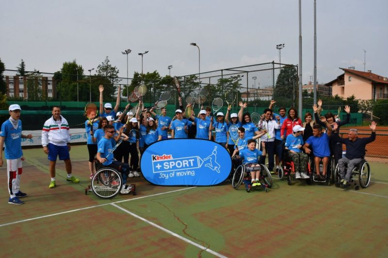 Junior Wheelchair Tennis FIT 2020 il via ad Alba