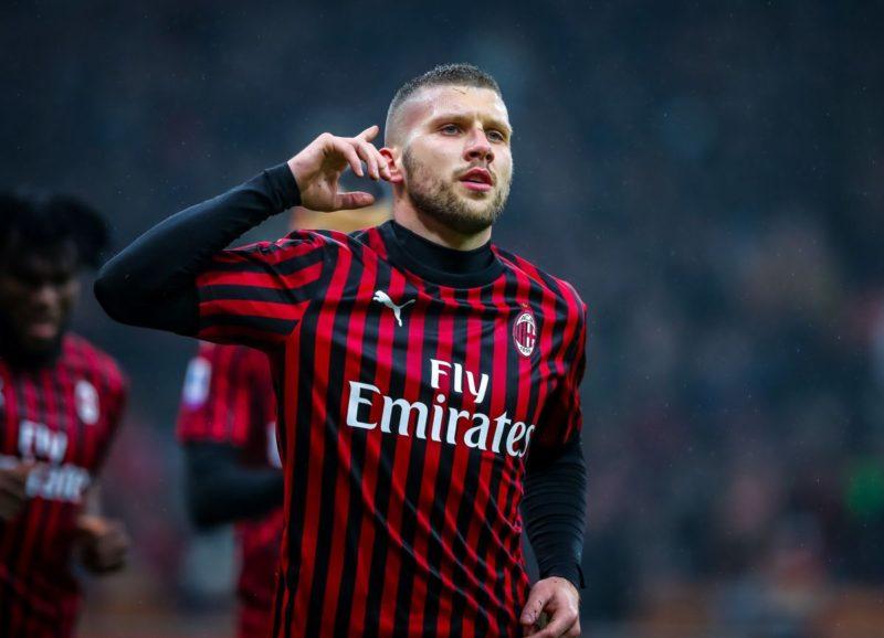 Il Milan batte il Torino 1-0, decide Rebic
