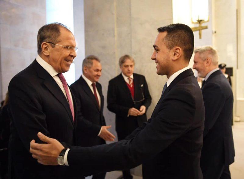 Vertice Italia-Russia, il dossier Libia in primo piano
