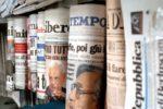 Si e' fermata l'emorragia di lettori dei giornali