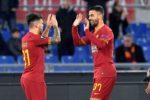 La Roma vince 1-0 con il Gent nell'andata sedicesimi di Europa League