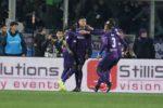Una Fiorentina di carattere ferma il Milan sull'1-1