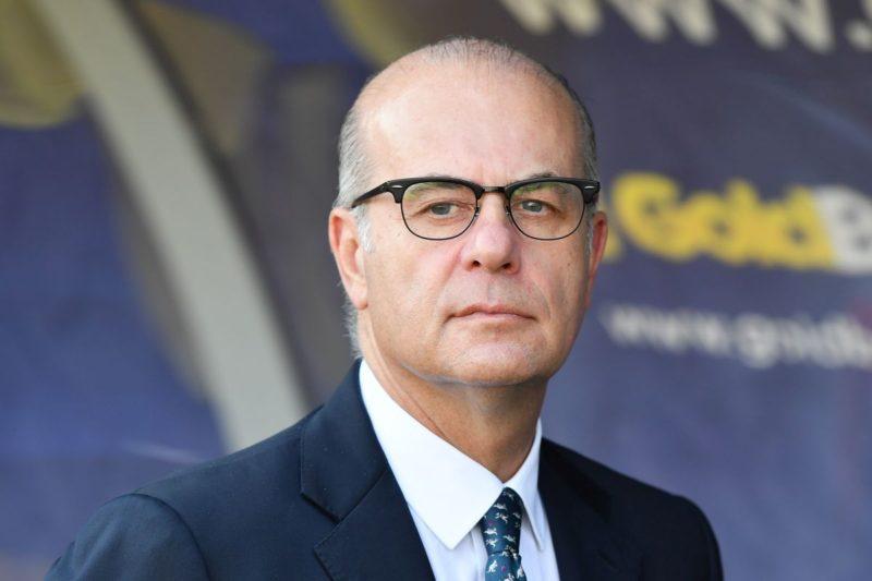 Umberto Gandini eletto all'unanimita' nuovo ad della Lega Basket