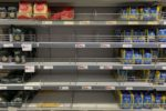 Coronavirus, rientra la corsa ai supermercati