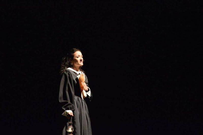 """La Compagnia Buio in Sala ospite del Teatro Stabile di Mascalucia con """"Storia di una Capinera"""" di Giovanni Verga"""