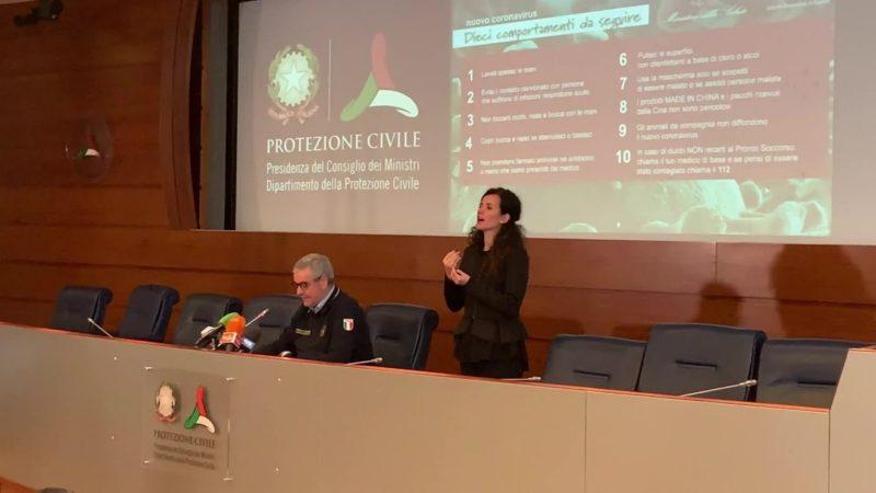 """Borrelli """"37 persone guarite in Lombardia"""""""