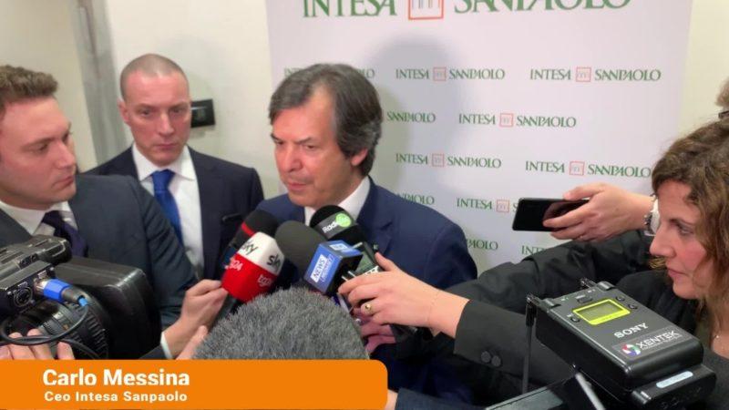 """Intesa Sanpaolo, Messina """"Operazione amichevole"""""""