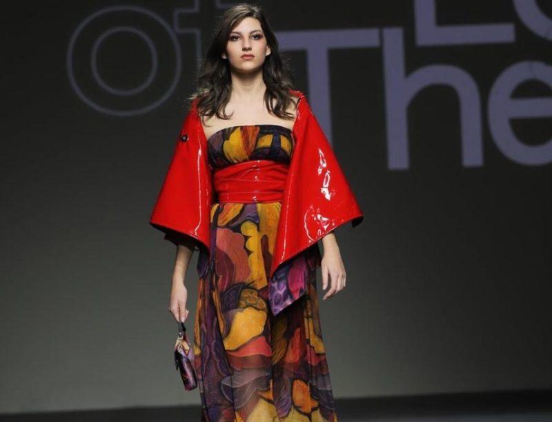 Fashionweek Altaroma, una studentessa catanese tra le modelle in passerella