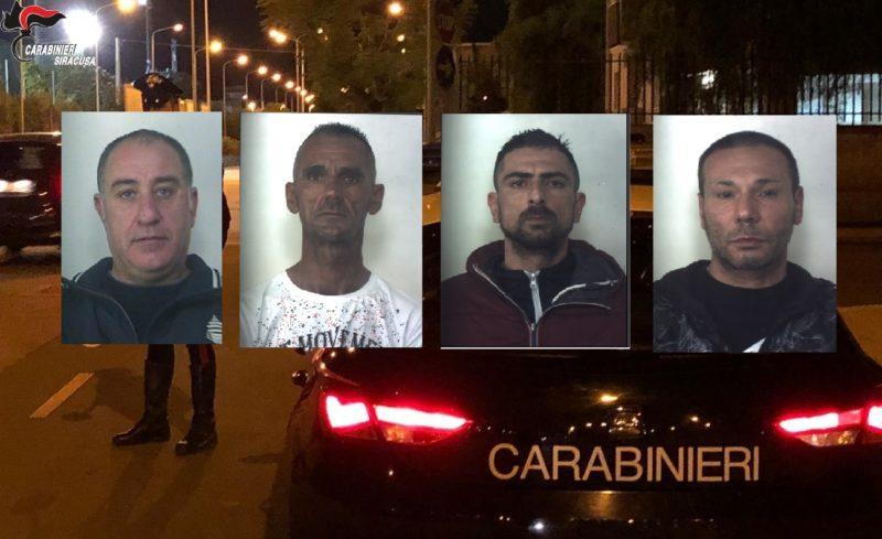 """Operazione """"Bronx 2.0"""", droga a tutte le ore del giorno e della notte: arrestati 4 latitanti – NOMI, FOTO e VIDEO"""