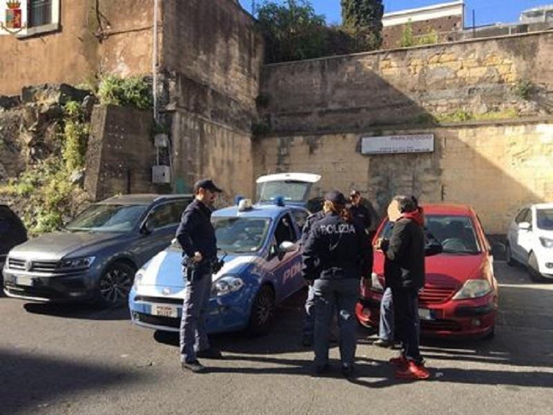 Catania nel mirino dei controlli: sempre di più i posteggiatori abusivi sanzionati