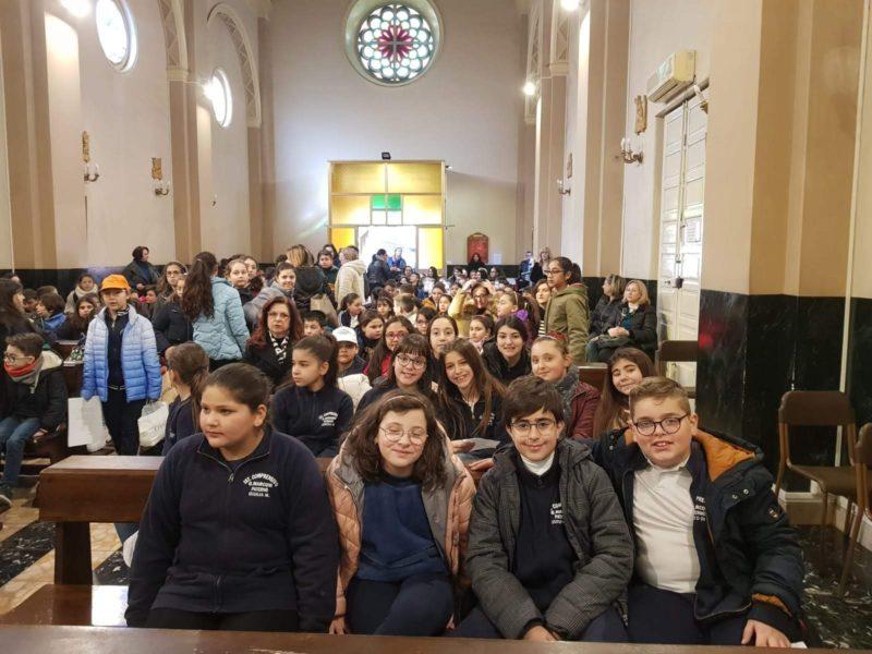 I Marconini partecipano alla Festa di San Giovanni Bosco, Padre e maestro dei giovani