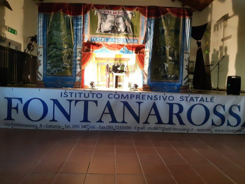"""San Valentino all'insegna della legalità, l'I.C. """"Fontanarossa"""" ricorda il gesto d'amore di Falcone e Borsellino"""