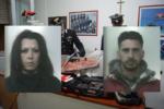 """Rubano attrezzatura da 5mila euro da cantiere edile: arrestati uomo e donna catanesi in """"trasferta"""""""