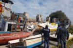 Oasi del Simeto in balia dei pescatori abusivi: fermati 20 pescherecci per danno ambientale – FOTO