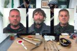 Si introducono in casa di campagna per rubare damigiana di olio d'oliva: arrestati in 3