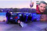Auto si schianta contro muro, la vittima è Giuseppe Terrosi: arrestato il conducente