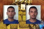 Curavano piantagione di marijuana nelle campagne del Catanese: due arresti