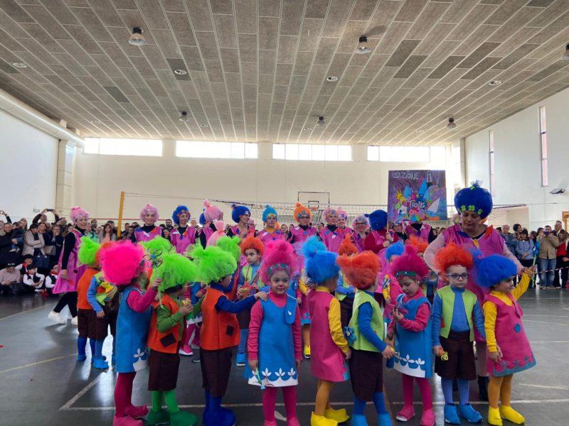 """I.C. """"Padre Santo Di Guardo-Quasimodo"""", è tempo di Carneval Dance: una scuola in festa per carnevale"""