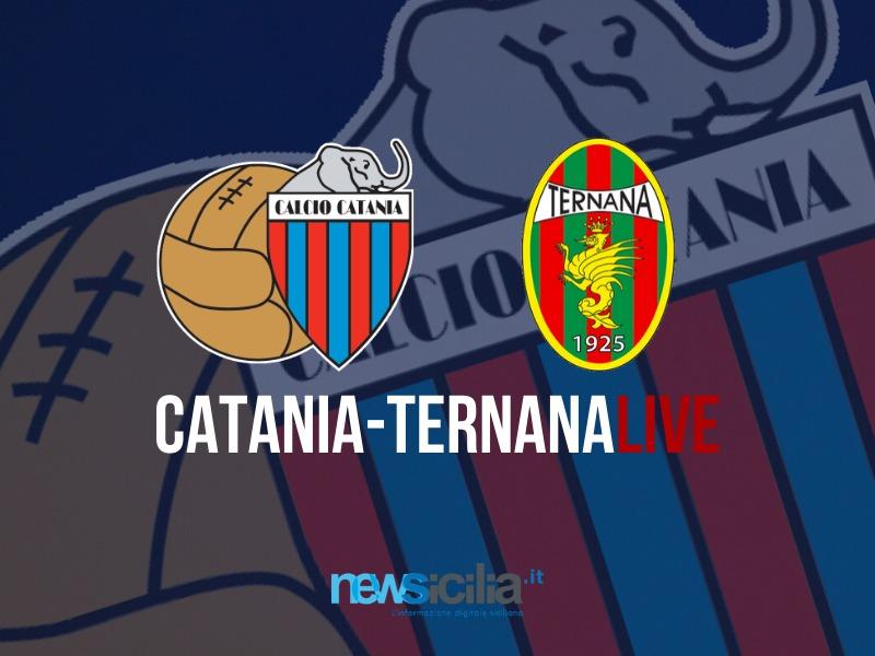 Catania-Ternana 0-0: finisce al Massimino a reti inviolate – RIVIVI LA CRONACA