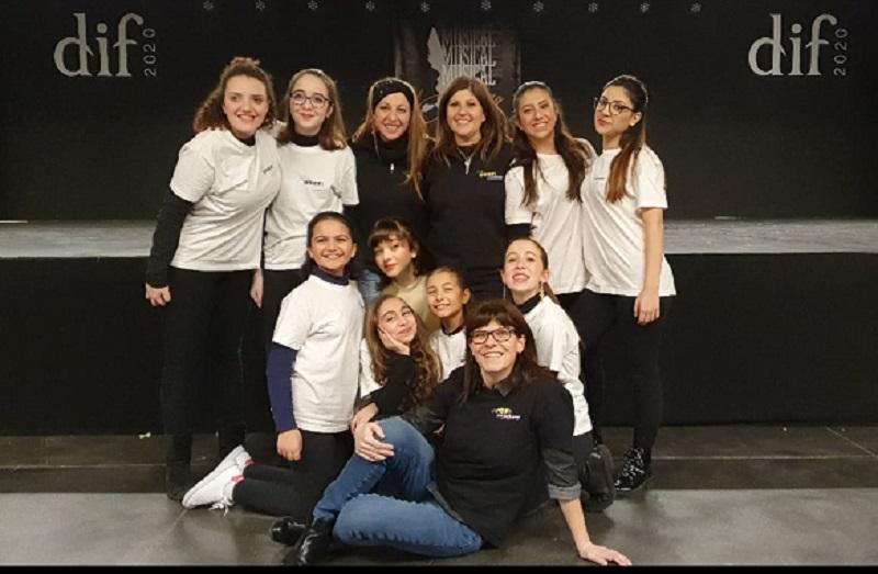 Talento e bravura, la scuola di Musical Over the rainbow di Carlentini conquista il podio a Firenze