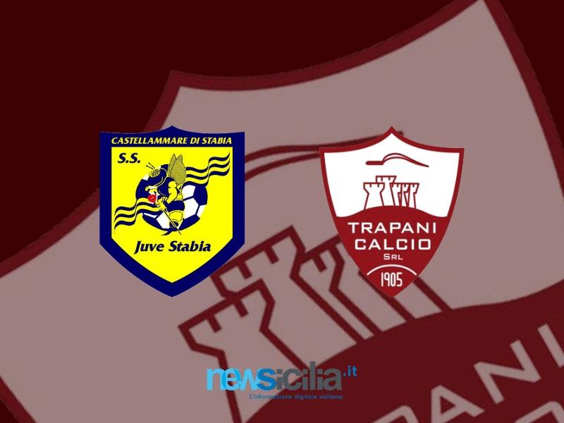 Occasione sprecata contro la Juve Stabia per il Trapani: al Menti termina 2-2