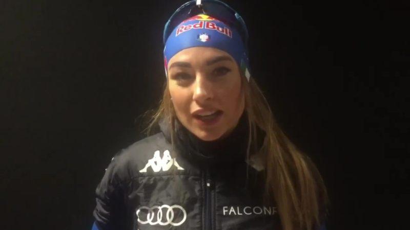 Dorothea Wierer d'oro ai Mondiali di Anterselva