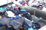 Catania, contrasto alla contraffazione: sequestrata merce taroccata in piazza Carlo Alberto