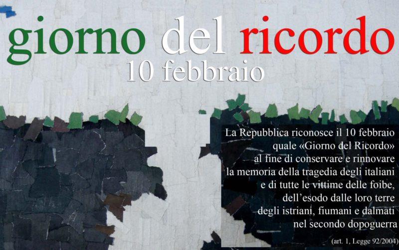 """Giorno del Ricordo per le vittime delle foibe al """"Guglielmo Marconi"""": """"La verità non può essere infoibata"""" – FOTO"""