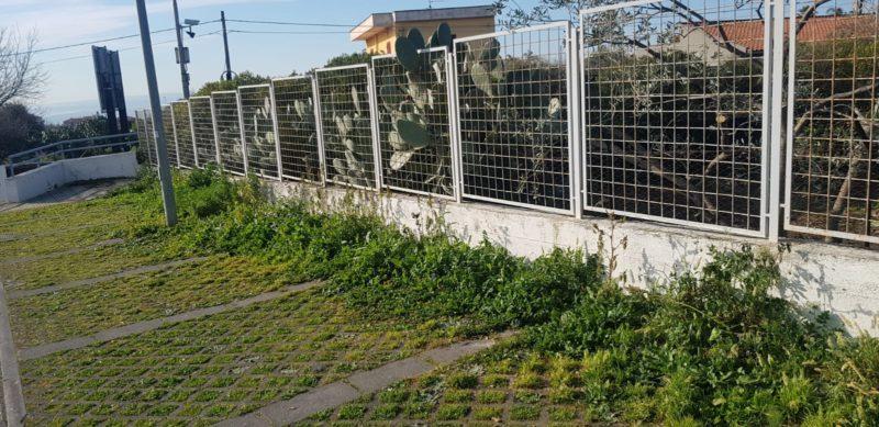 """""""Una struttura troppe volte degradata"""": chiesta riqualificazione del parcheggio scambiatore di Largo Abbeveratoio a San Giovanni Galermo"""