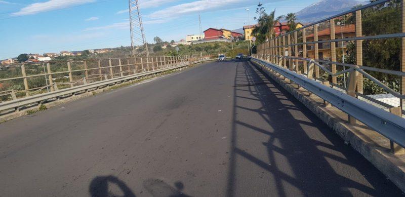 """Catania, pericolo sul ponte di via Currolo. Consigliere Zingale: """"Occorre riqualificare la zona"""""""