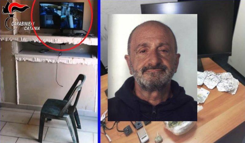 """Pusher di San Giorgio """"protegge"""" i suoi affari installando telecamere: arrestato il """"regista"""" dello spaccio"""