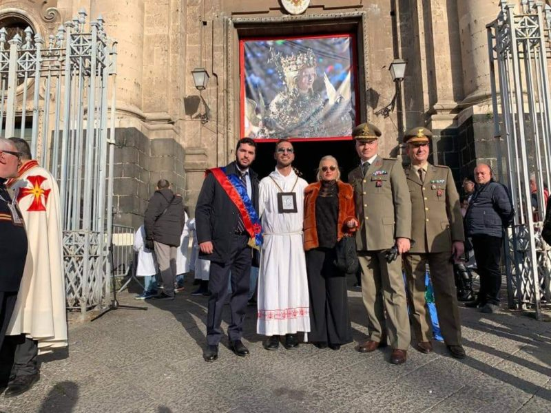 """Continua la grande festa di """"Amare Agata"""", la XVIII mostra in onore di Sant'Agata"""