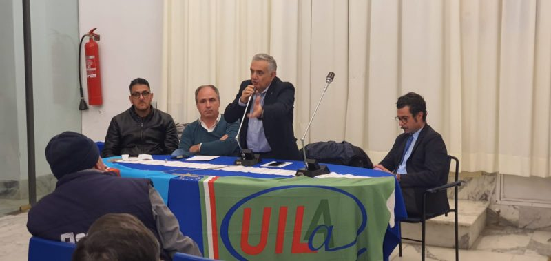 """Assemblea dei lavoratori della Forestale e dei Consorzi di Bonifica. Savarino: """"Ribadiamo la necessità di certezze"""""""