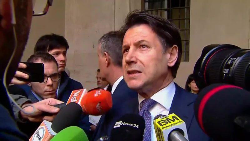 """Governo, Conte """"Italia Viva faccia chiarezza"""""""