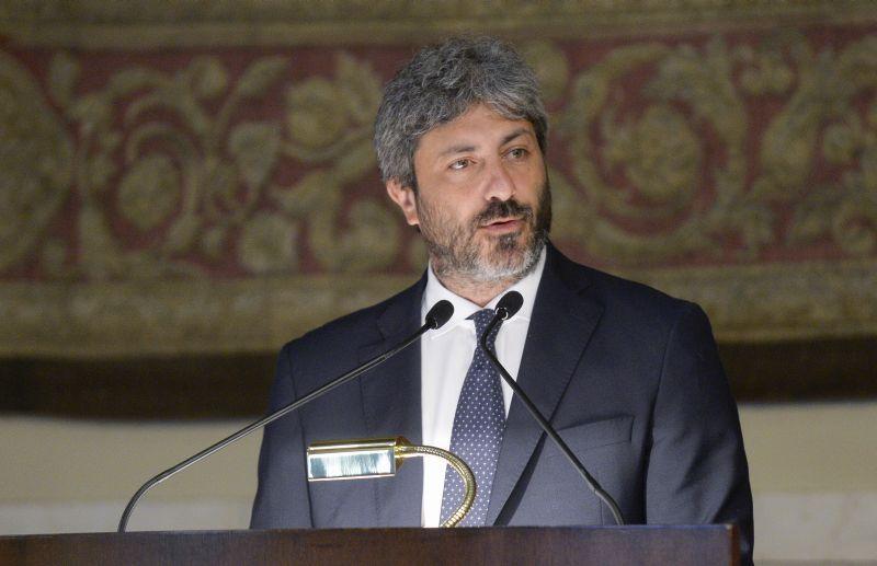 Crisi di Governo, Fico ascolta M5S e PD: maggioranza compatta con Conte, martedì la risposta al Colle