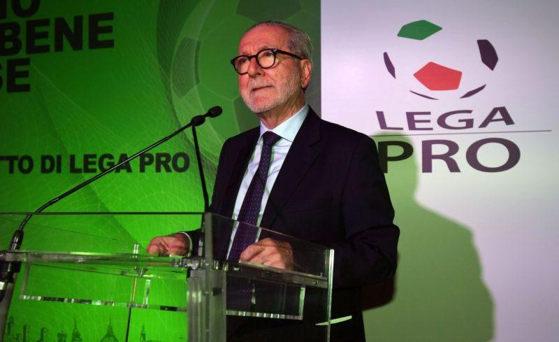 """Ghirelli """"Aic collabori, Lega Pro rischia di saltare"""""""
