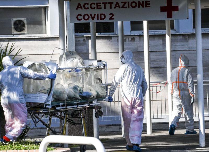 Coronavirus, in Italia 70.065 positivi, 10.023 morti e 12.384 guariti