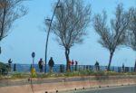 Lungomare di Catania chiuso al traffico: controlli massicci per evitare assembramenti