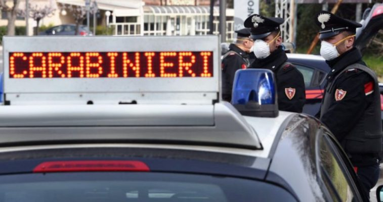 Ricercato tenta la fuga dai carabinieri: arrestato un 29enne