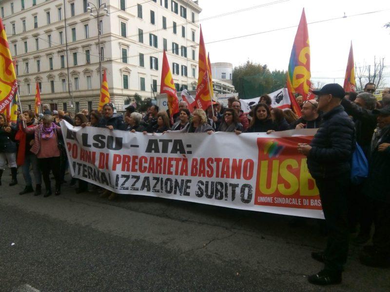 Ex lavoratori Lsu e Ata diventano dipendenti statali a Catania e provincia: 239 stabilizzazioni