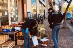 Covid-19 a Catania, sanzioni a una decina di persone e un venditore abusivo denunciato