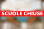 Scuole chiuse nel Catanese dal 7 al 22 dicembre: il sindaco firma l'ordinanza