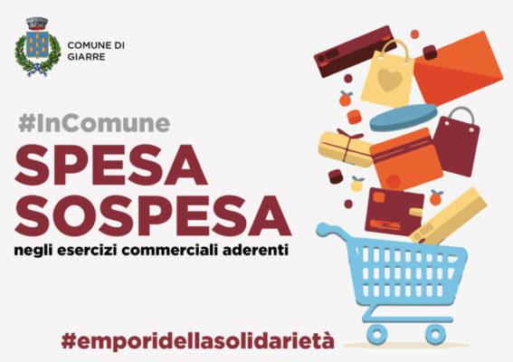 """Coronavirus, nel Catanese avviata """"Spesa Sospesa"""": iniziativa per acquistare generi alimentari ai più bisognosi"""