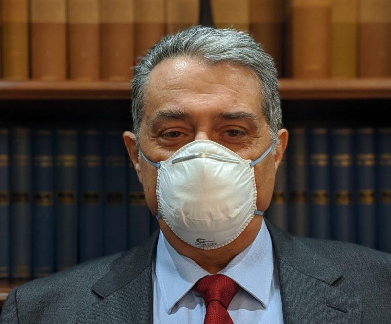 """Coronavirus e giustizia, scatta la protesta degli avvocati. Lipera (Foro di Catania): """"Chiudiamo i tribunali, rischio contagio"""""""