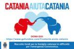 """""""Catania aiuta Catania"""", in un solo giorno raccolti 30mila euro: il grande cuore rossazzurro"""